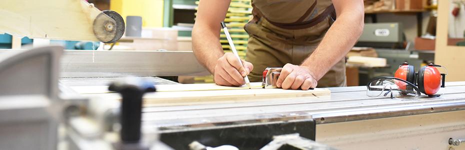 Hjemmeside til håndværkere