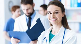 Hjemmeside til klinikker
