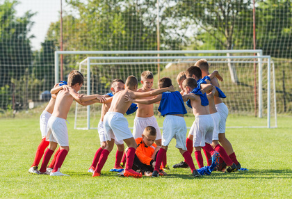 Fodbold - løsning i fællesskab